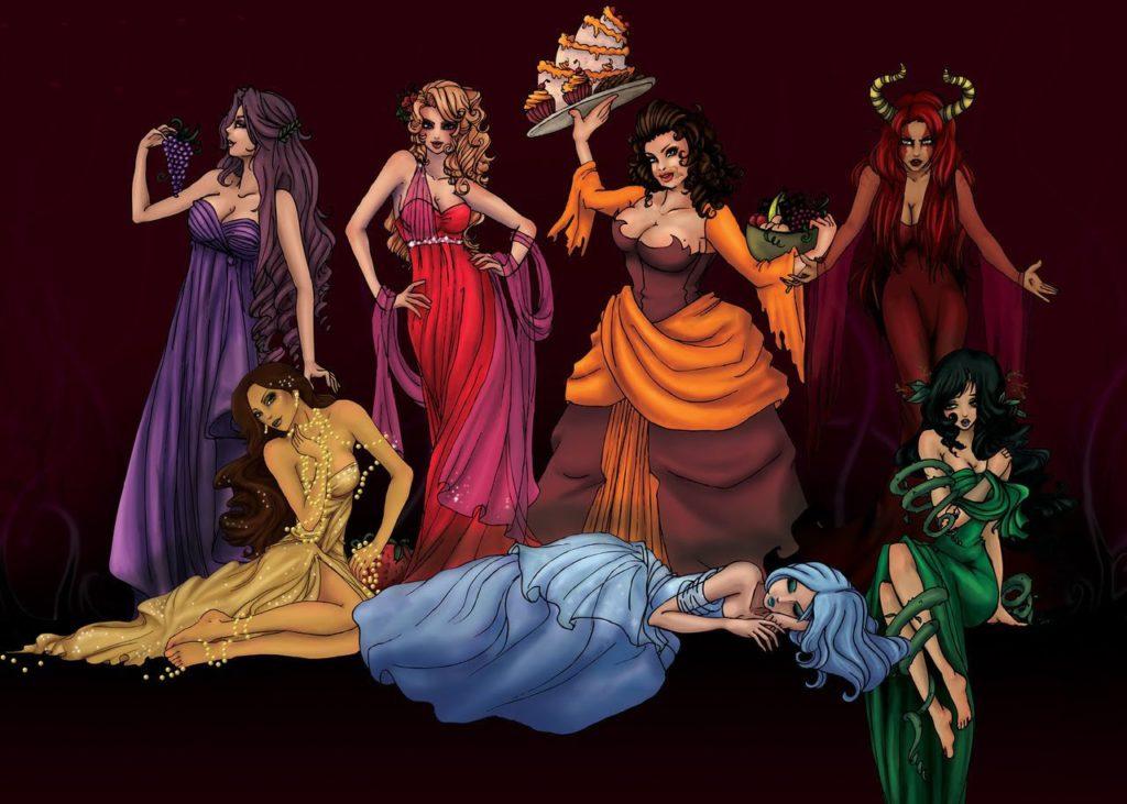 7 смертных грехов блогера