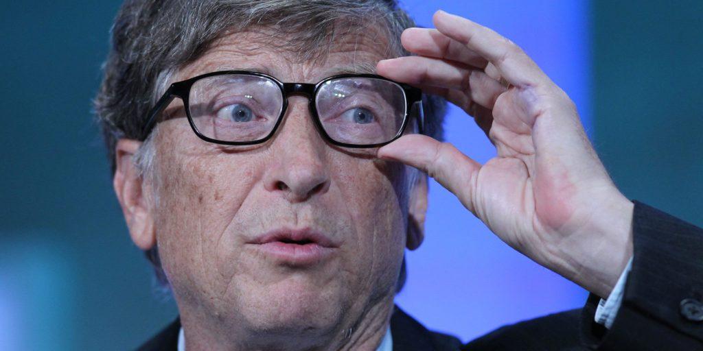 Билл Гейтс: «От тех, кому многое дается, многое ожидается»