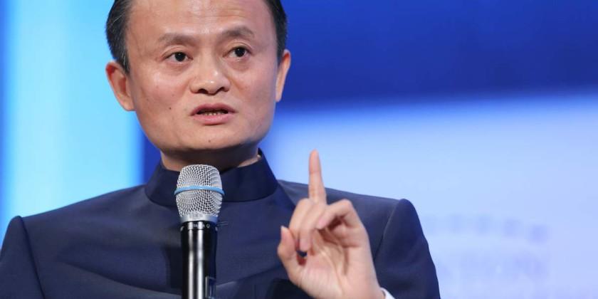 Джек Ма (Alibaba)