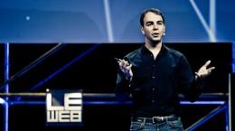 Выступление на Le Web Conference/Flickr