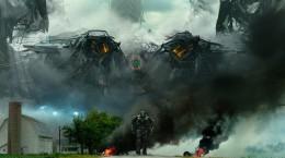 """Кадр из фильма """"Трансформеры: эпоха истребления"""""""