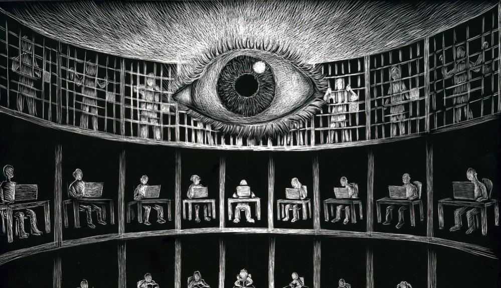 «Если вы не параноик, вы сошли с ума»: как интернет следит за нами