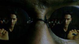 """Кадр из фильма """"Матрица"""""""