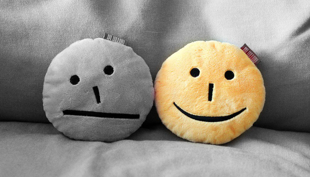 «Даешь позитив!»: почему насаждение хорошего настроя ...