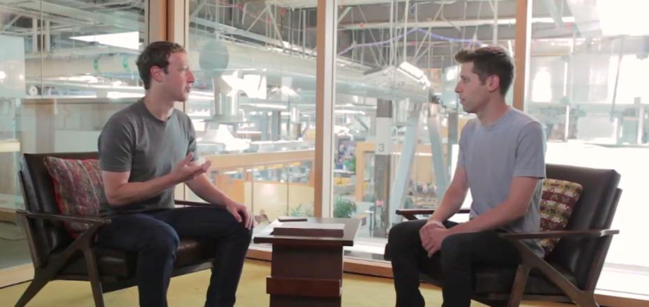 «Самый большой риск — вообще не рисковать»: Марк Цукерберг о том, как строить будущее