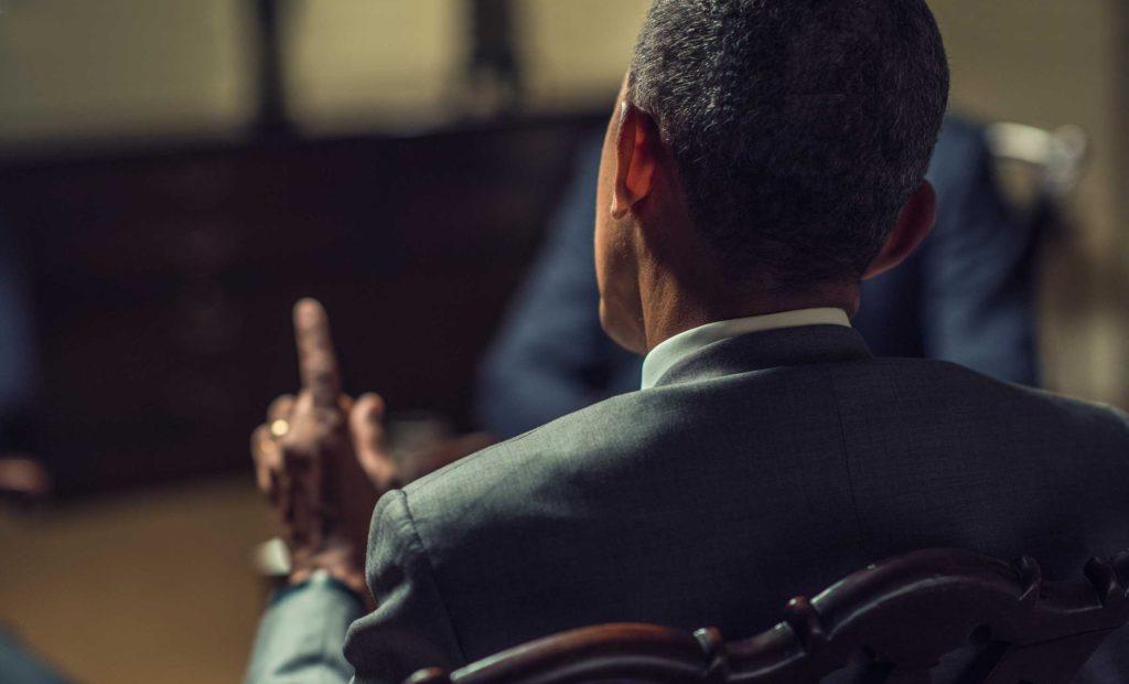 «Если решение есть, мы его найдем»: Барак Обама об искусственном интеллекте и будущем мира