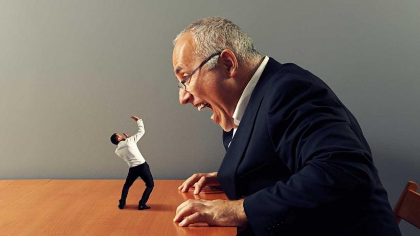 Два типа ужасных начальников: найдите своего