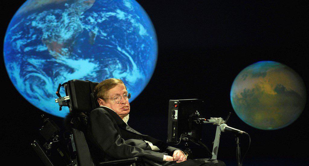 Стивен Хокинг: сейчас самое опасное время для нашей планеты