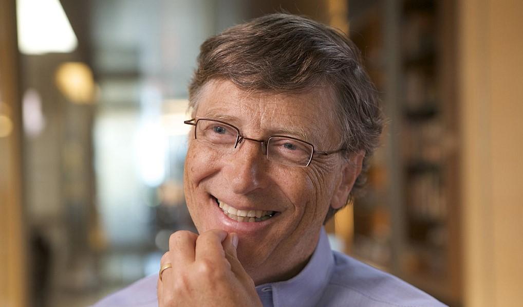 Что читать в 2017 году: 5 книг от Билла Гейтса