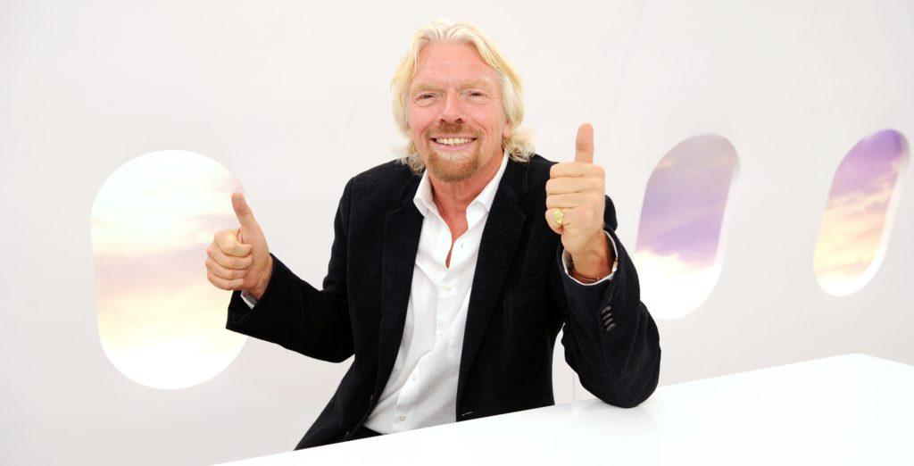 Чем похожи все успешные предприниматели: отвечает Ричард Брэнсон