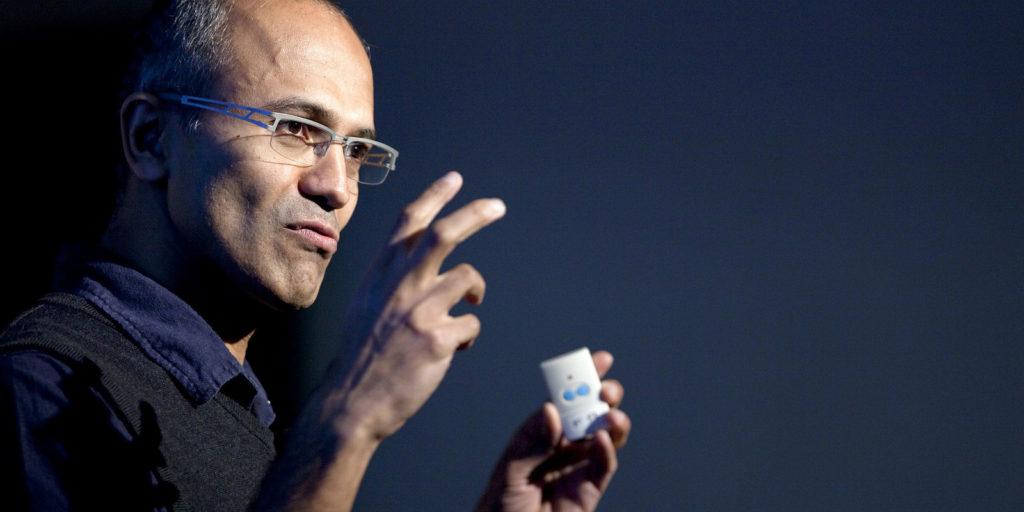К черту всезнаек: главный принцип главы Microsoft Сатья Наделла