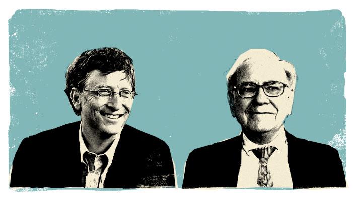 Жизнь без стресса: метод Билла Гейтса и Уоррена Баффета