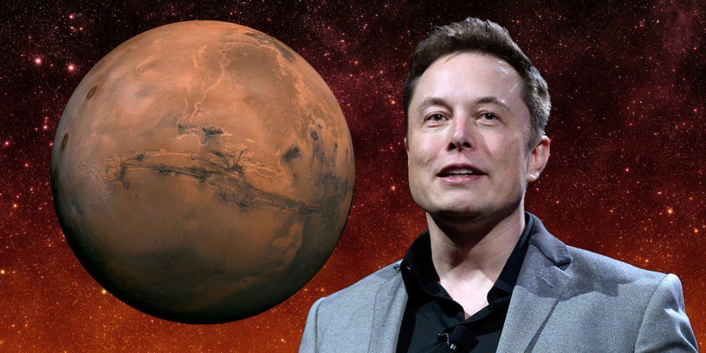 План века: 6 безумных идей Илона Маска о колонизации Марса