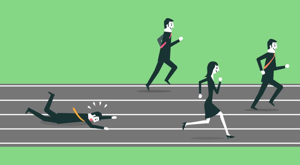 «Лучший путь к успеху — эффектное поражение»