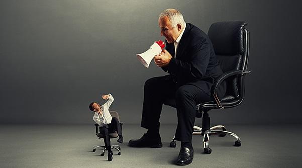 Худшая работа в мире: как становятся плохими начальниками и как этого ...