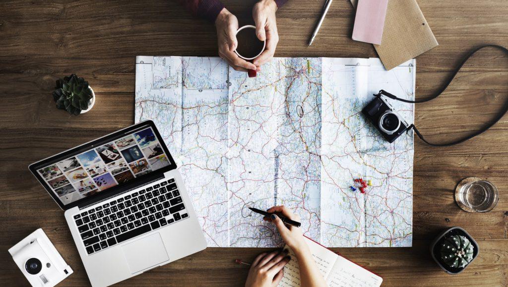 Как путешествия учат быть продуктивнее: 6 примеров