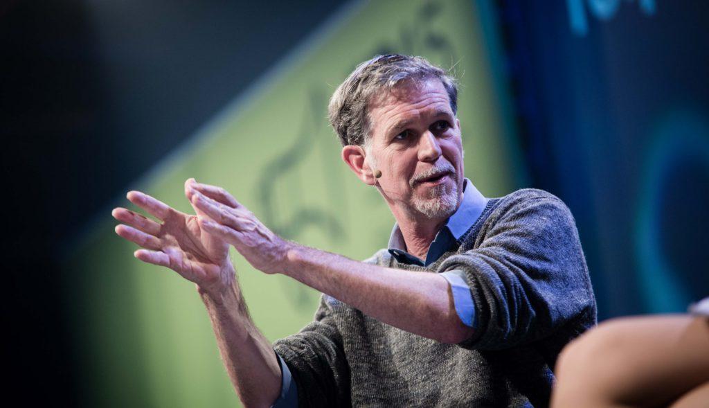 Смартфон вместо офиса: радикальные правила главы Netflix
