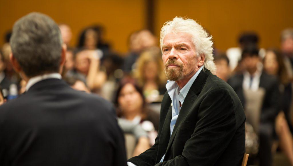 Ричард Брэнсон: Чем сильные лидеры отличаются от слабых