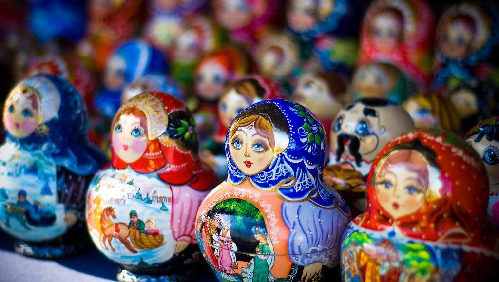 В поисках Matryoshki: как заинтересовать иностранцев Россией