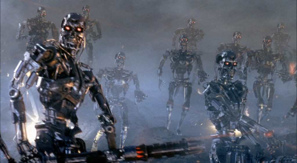 Восстание машин: как робот уволил американского программиста