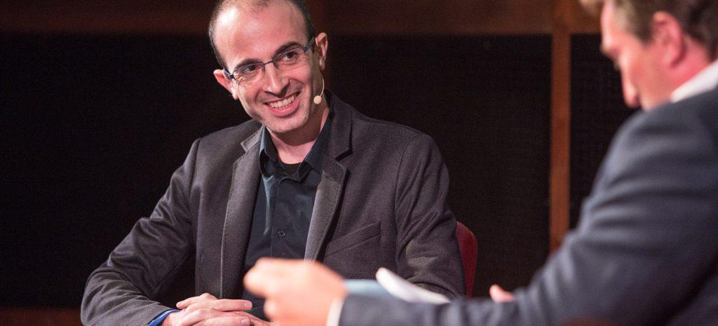 Юваль Ной Харари: «Мысль, что информация должна быть бесплатной, ...