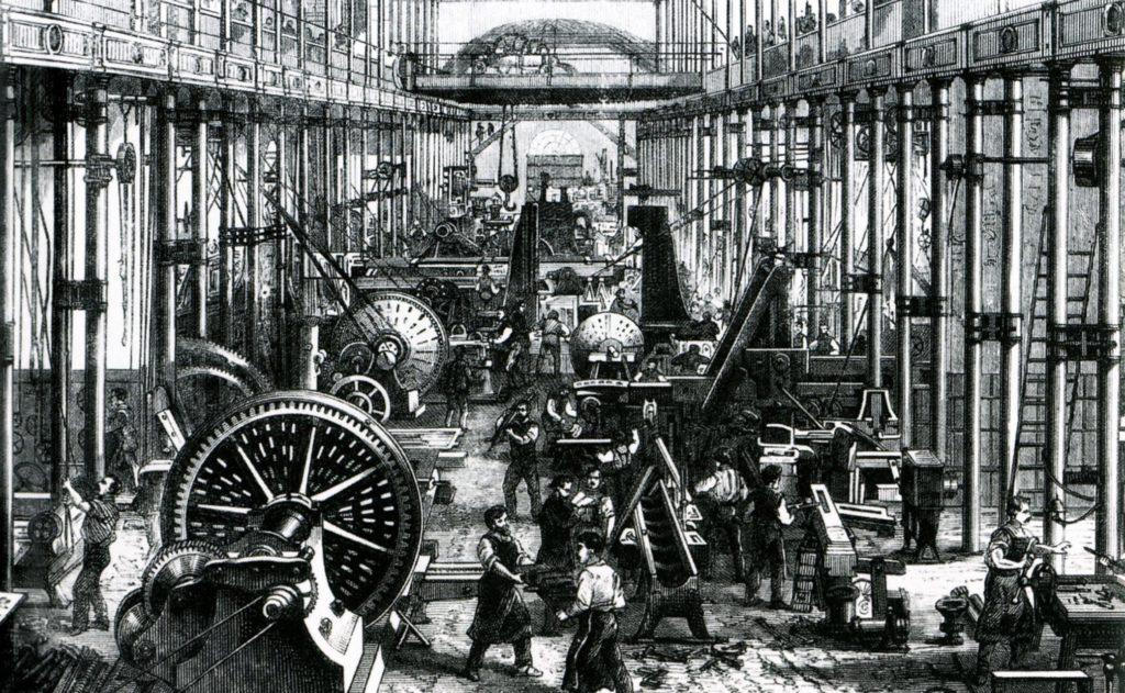 Четвертая промышленная революция: как выжить и преуспеть