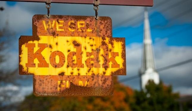 Марк Мэнсон: «Не будь как Kodak!»