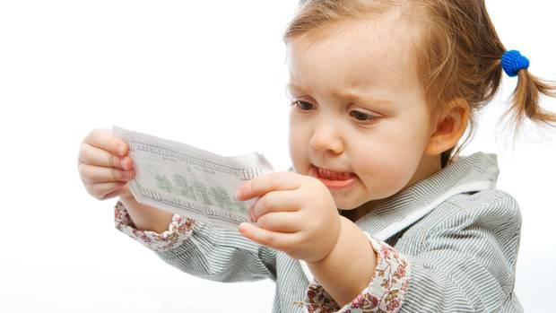 Как вырастить успешных детей? Платите им зарплату!