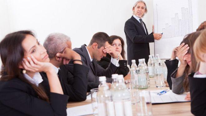 Как не страдать на совещаниях? Поменьше говорите