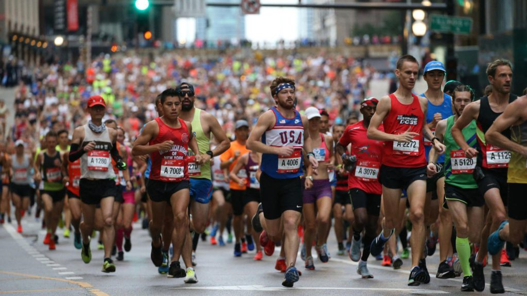 Парадокс марафонца: быстрый старт не гарантирует победы