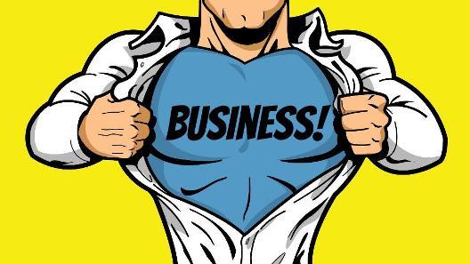 «Ваша идея— жалкая карикатура на бизнес? Так станьте карикатуристом!»
