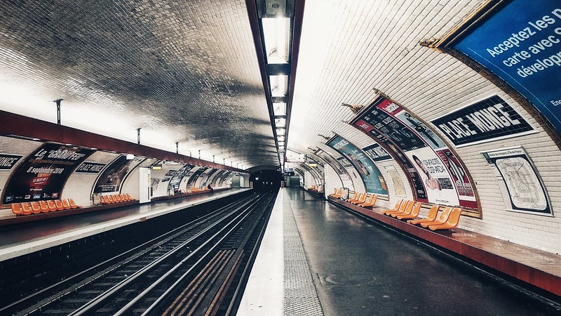 Психология подземки: как на людей влияет замкнутое пространство