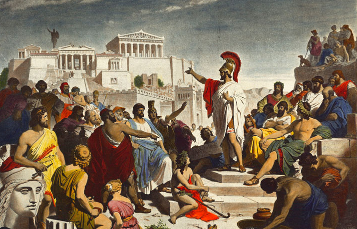 Этос, пафос и логос: три способа убеждения от Аристотеля