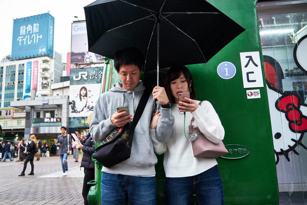 «Только не зонтик!» Почему в Японии находится все, что теряется